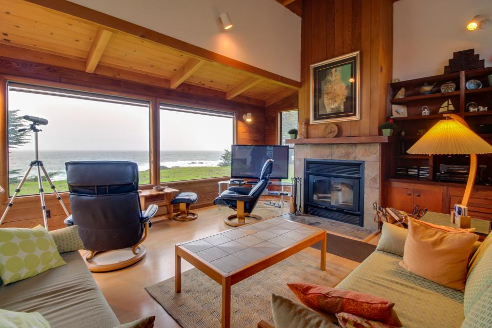 Whitewater Retreat - Sea Ranch Vacation Rental - Photo 2