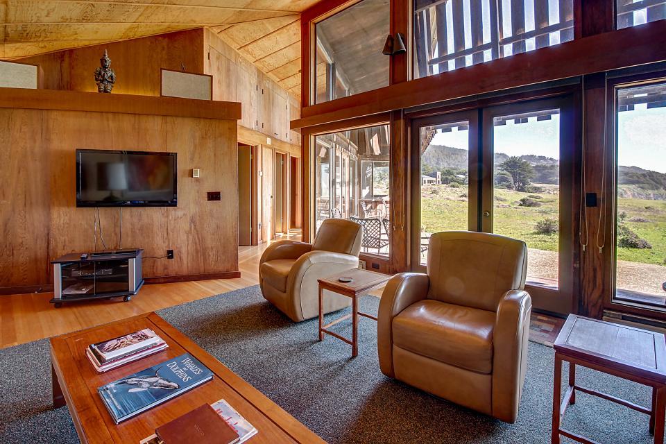 Curtis-Moulton Retreat - Sea Ranch Vacation Rental - Photo 6