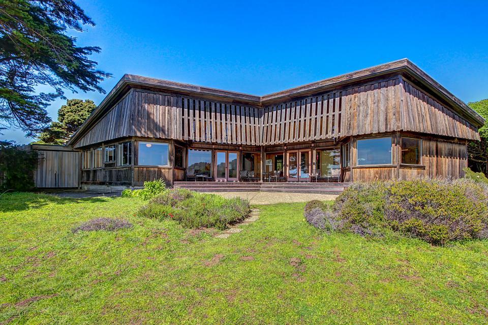 Curtis-Moulton Retreat - Sea Ranch Vacation Rental - Photo 1