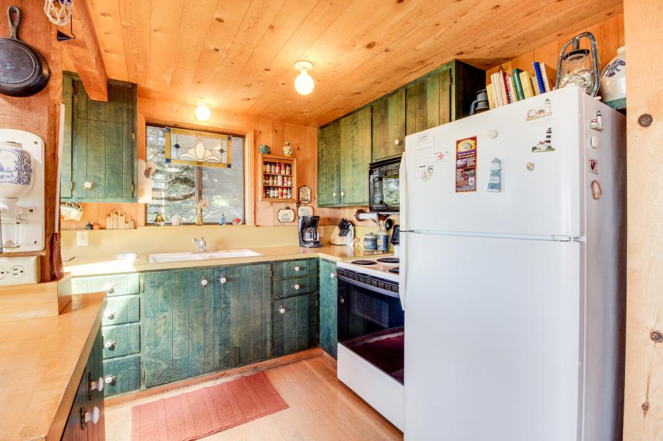 Thayer House - Sea Ranch Vacation Rental - Photo 8