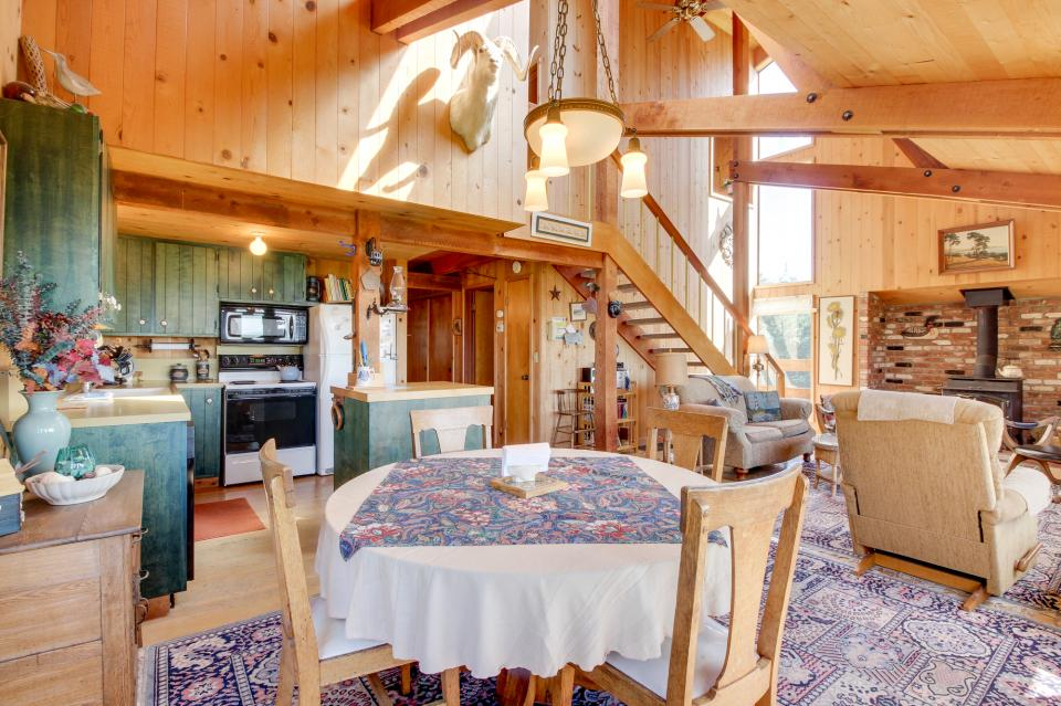 Thayer House - Sea Ranch Vacation Rental - Photo 5