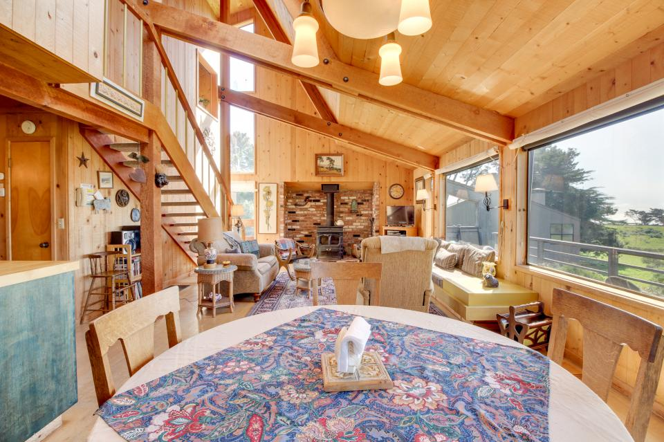 Thayer House - Sea Ranch Vacation Rental - Photo 6