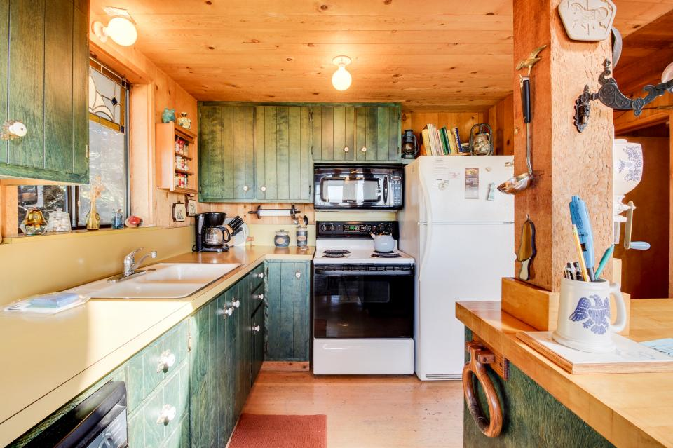 Thayer House - Sea Ranch Vacation Rental - Photo 7