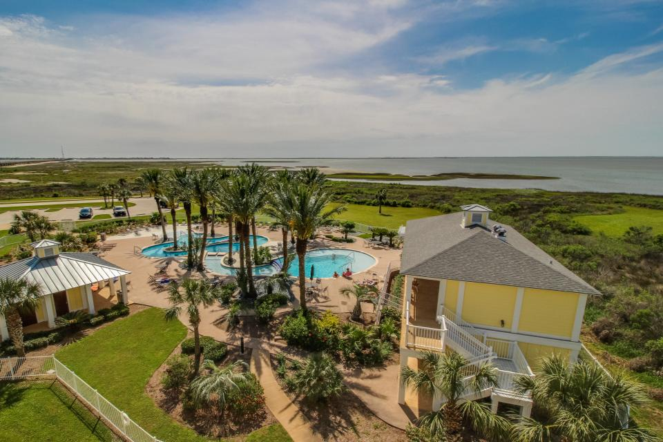 Treasure Cove - Galveston - Take a Virtual Tour