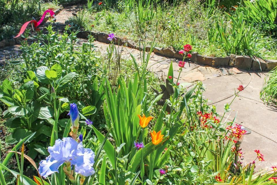 ... Hummingbird Garden Retreat   Santa Rosa Vacation Rental   Photo 26 ...