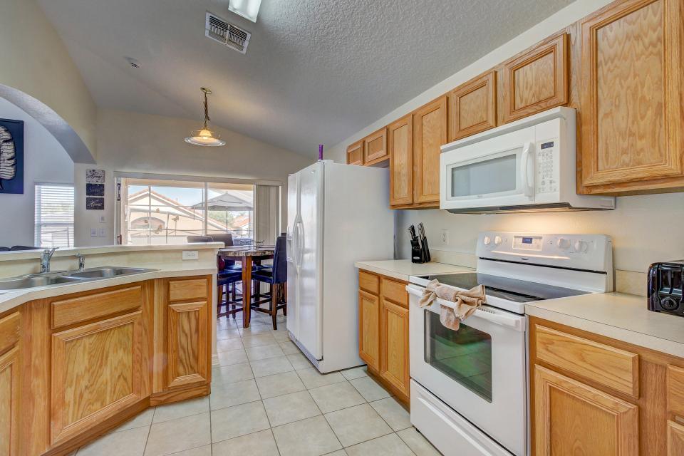 Sunburst Villa - Davenport Vacation Rental - Photo 3