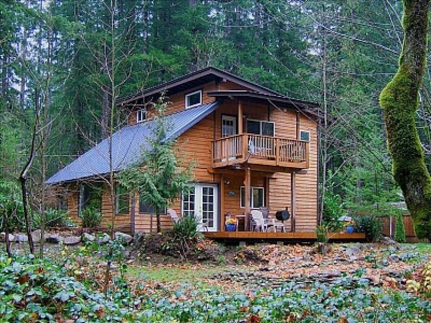 kiwi 39 s creekside cabin 3 bd vacation rental in welches