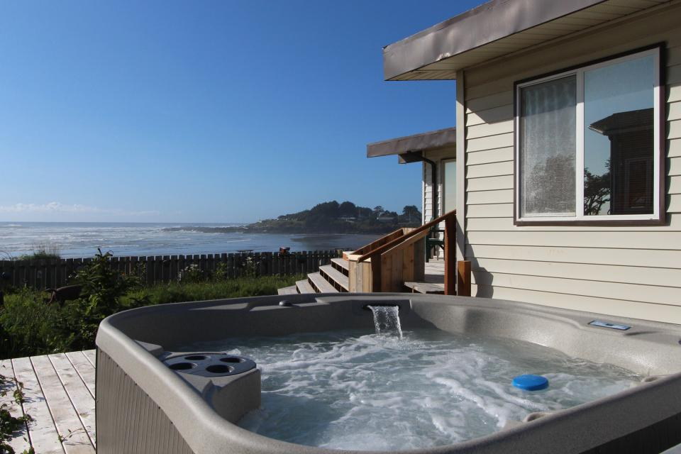 Patty's Sea Perch Oceanfront - Yachats Vacation Rental - Photo 31