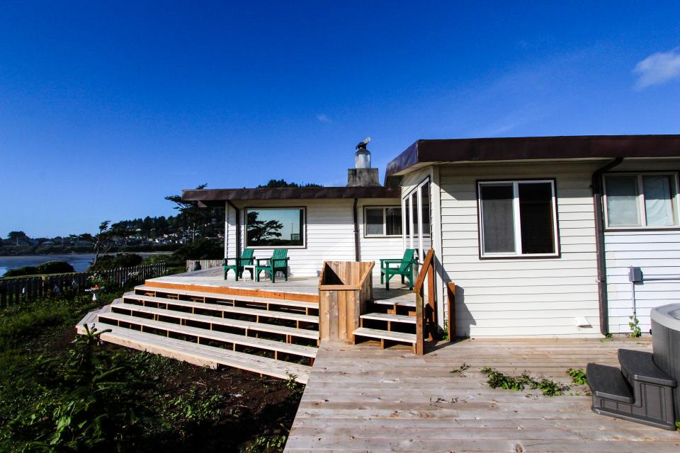 Patty's Sea Perch Oceanfront - Yachats Vacation Rental - Photo 30