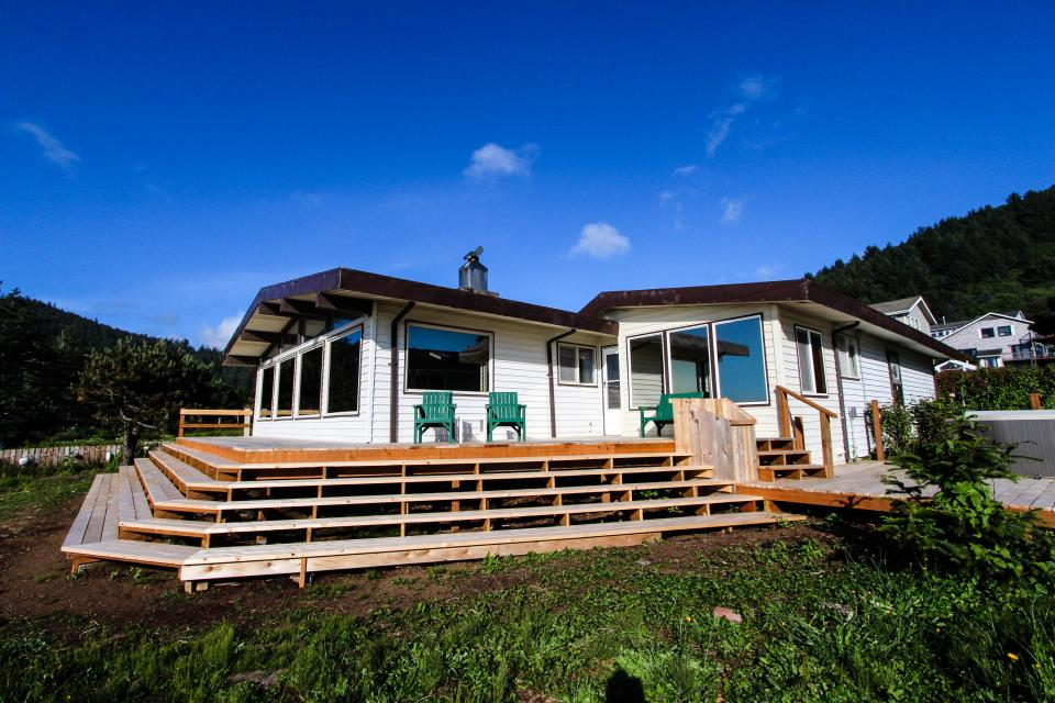 Patty's Sea Perch Oceanfront - Yachats Vacation Rental - Photo 27
