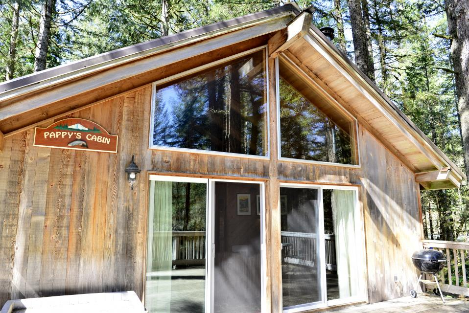 Pappy's Cabin - Brightwood Vacation Rental - Photo 4