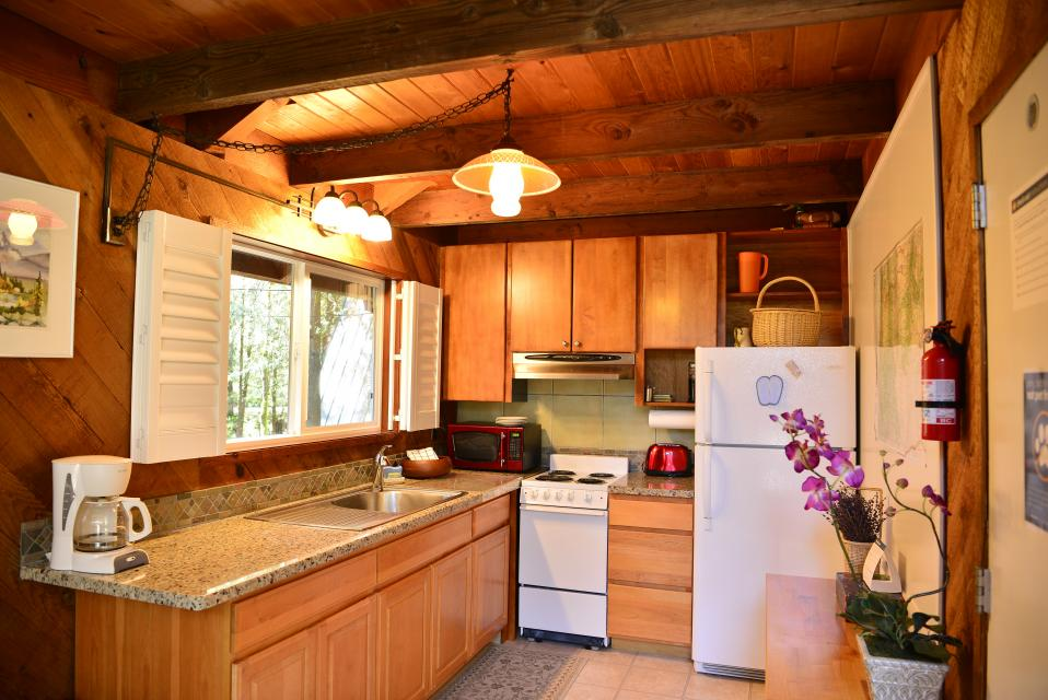 Pappy's Cabin - Brightwood Vacation Rental - Photo 16