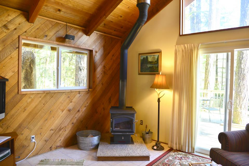Pappy's Cabin - Brightwood Vacation Rental - Photo 17
