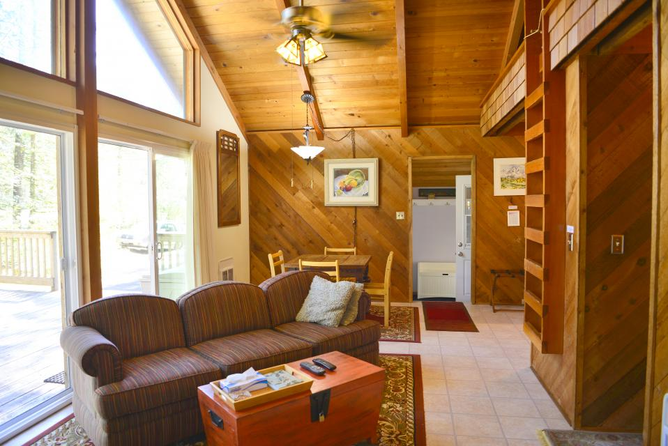 Pappy's Cabin - Brightwood Vacation Rental - Photo 13