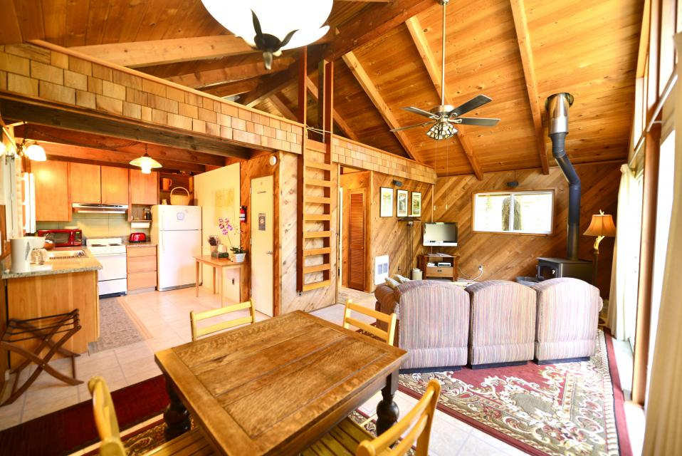 Pappy's Cabin - Brightwood Vacation Rental - Photo 12