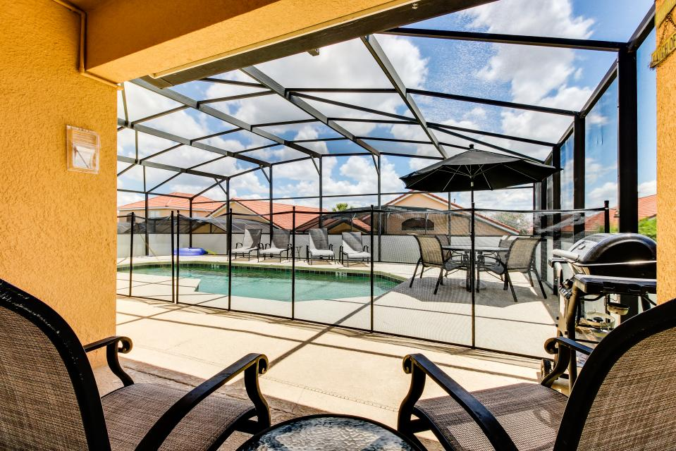 Sunburst Villa - Davenport Vacation Rental - Photo 30