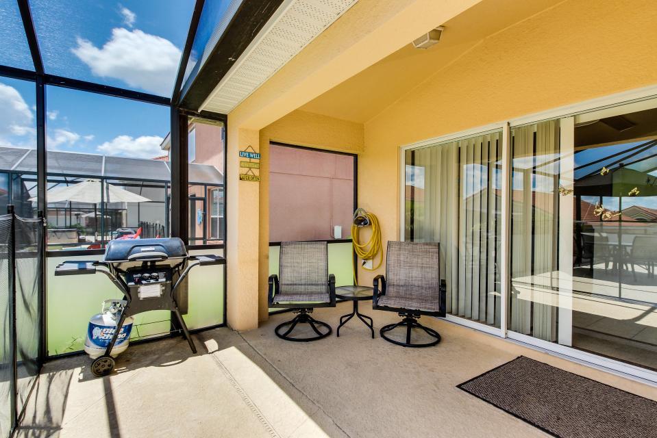 Sunburst Villa - Davenport Vacation Rental - Photo 31