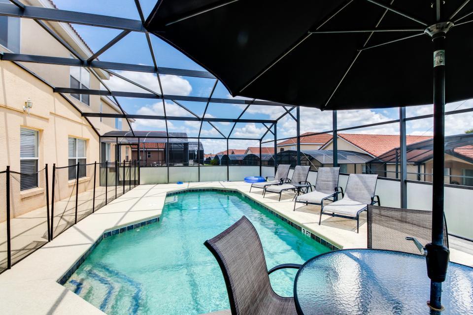 Sunburst Villa - Davenport Vacation Rental - Photo 33
