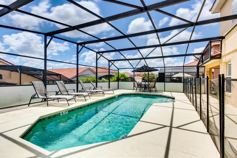 Sunburst Villa - Davenport Vacation Rental - Photo 2