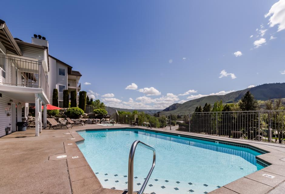 Park Pointe: Lakeside Memories (D103) - Chelan Vacation Rental