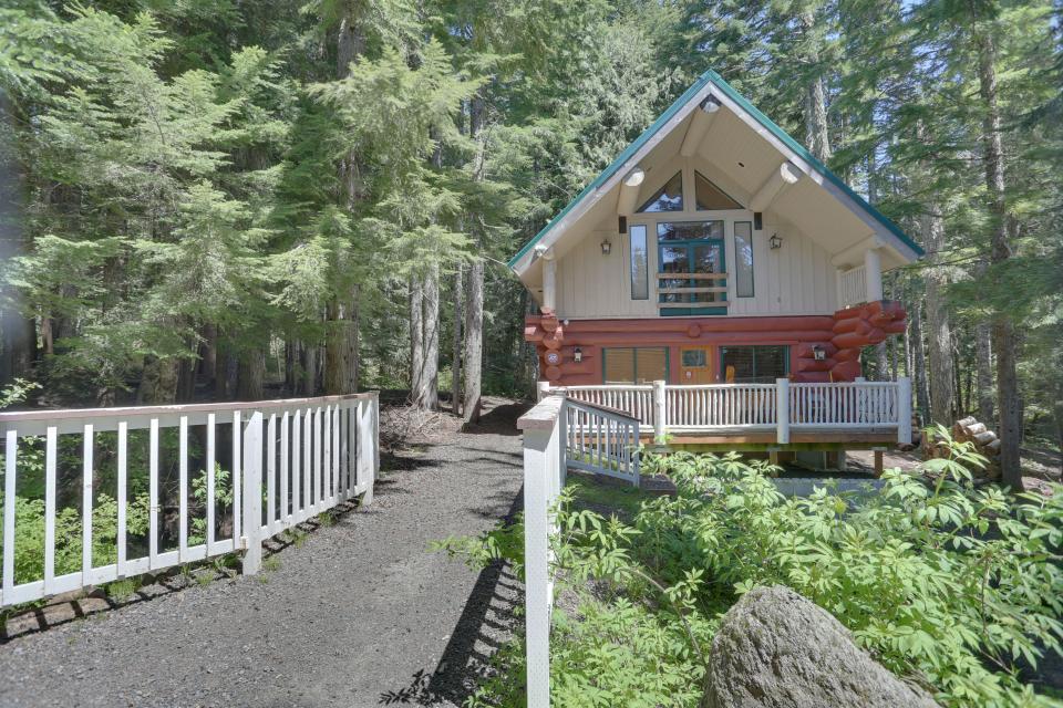 Little Bear Cabin - Government Camp - Take a Virtual Tour