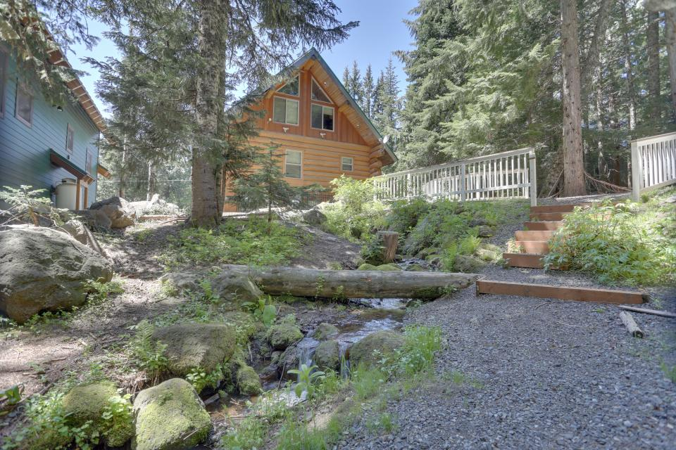 Little Bear Cabin - Government Camp Vacation Rental - Photo 23