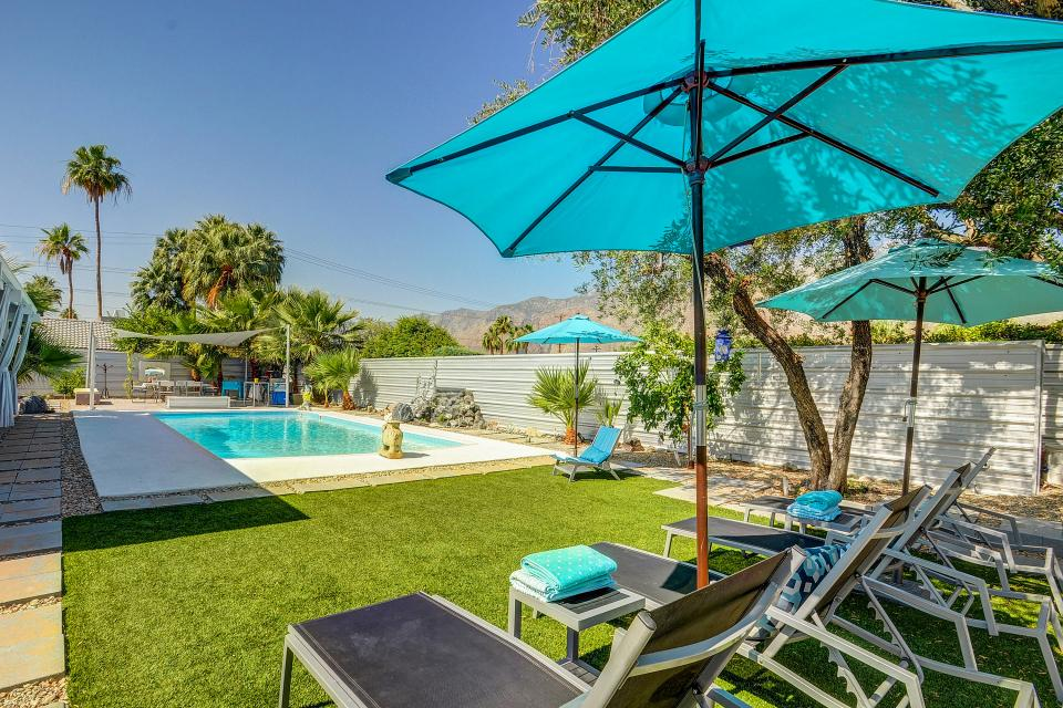 Hollywood Hideaway - Palm Springs Vacation Rental - Photo 10