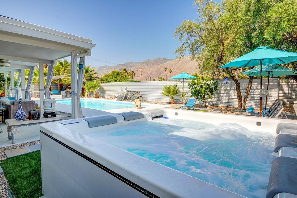Hollywood Hideaway - Palm Springs Vacation Rental - Photo 9