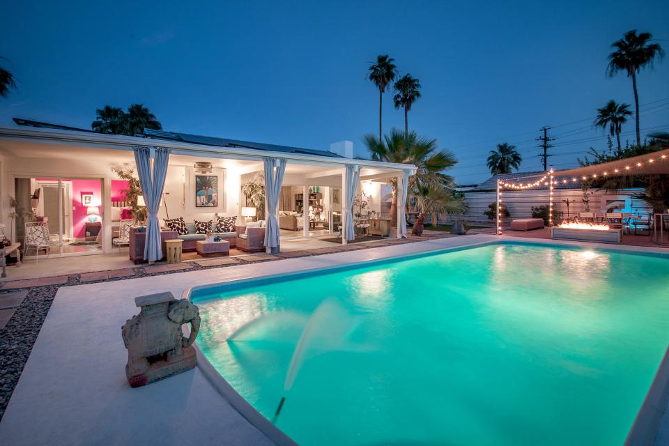 Hollywood Hideaway - Palm Springs Vacation Rental - Photo 24