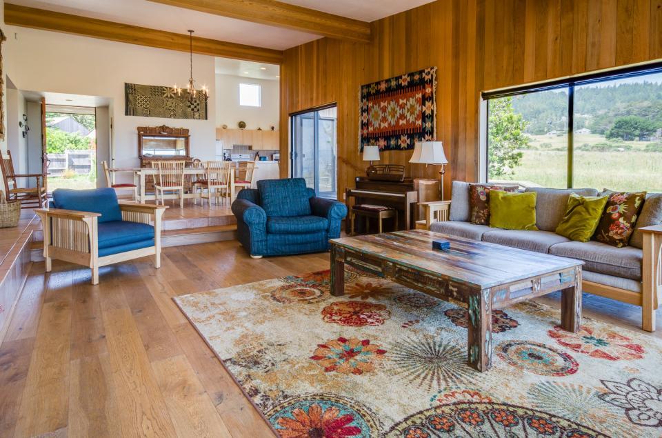 Aloha House - Sea Ranch Vacation Rental - Photo 10