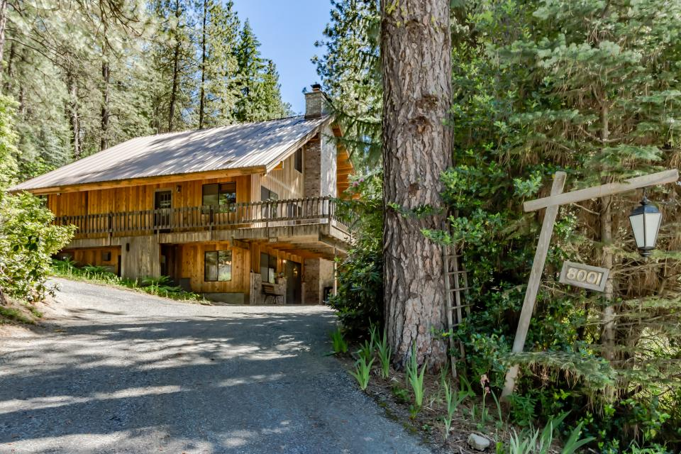 Buddington haus 3 bd vacation rental in leavenworth wa for Leavenworth cabin rentals