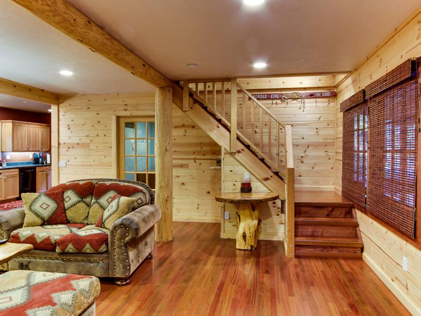 The Sharp Cabin - Rhododendron Vacation Rental - Photo 16