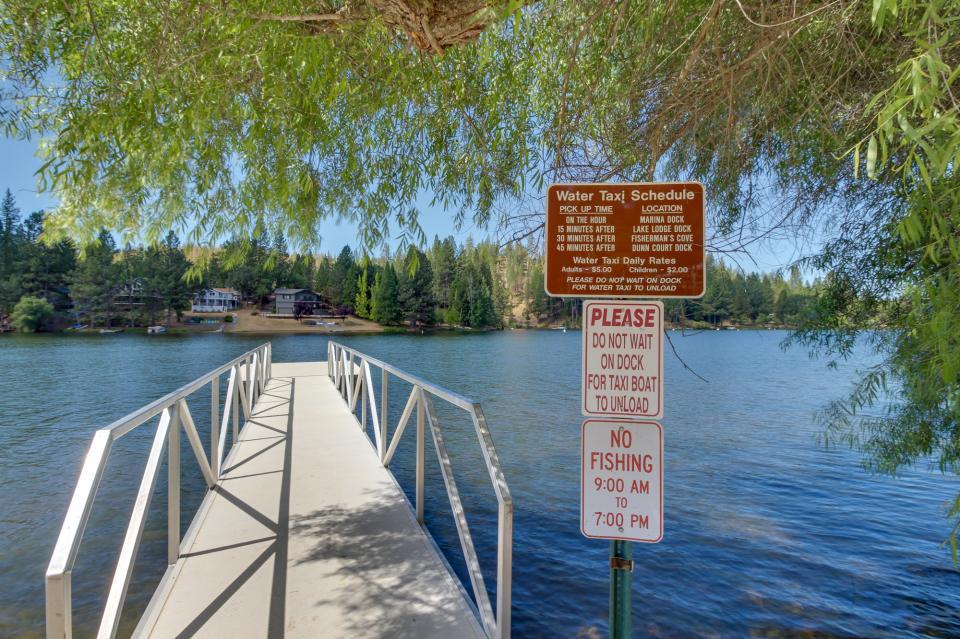 Sequoia Retreat (01/110) - Groveland Vacation Rental - Photo 41