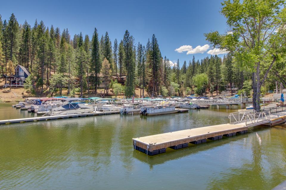 Sequoia Retreat (01/110) - Groveland Vacation Rental - Photo 7