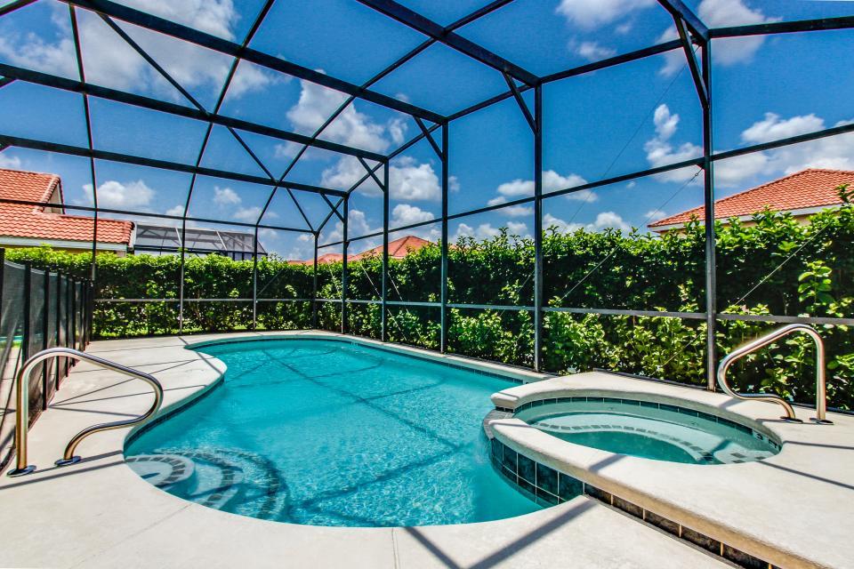 Sunset Terrace Villa - Davenport Vacation Rental - Photo 1