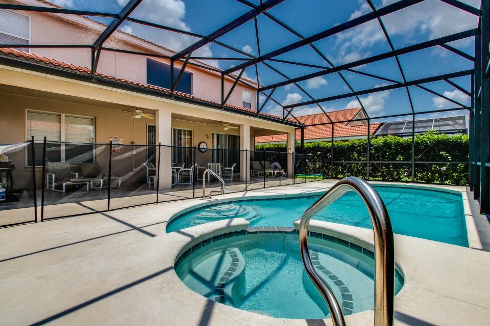 Sunset Terrace Villa - Davenport Vacation Rental - Photo 35
