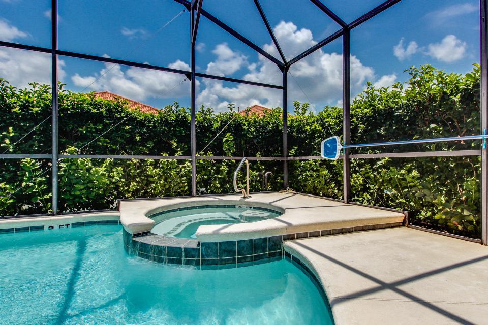 Sunset Terrace Villa - Davenport Vacation Rental - Photo 36