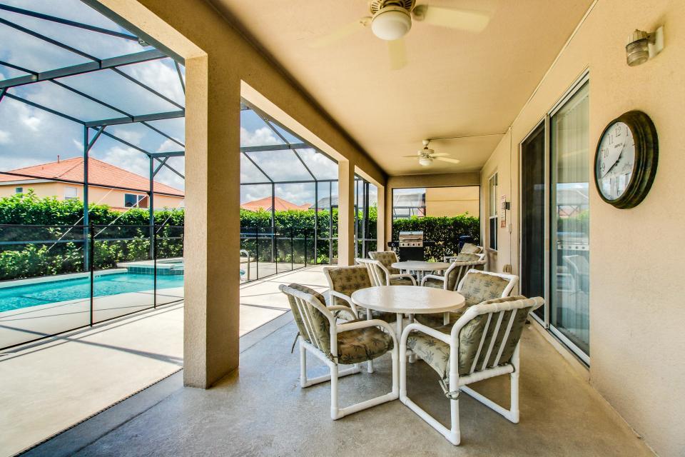 Sunset Terrace Villa - Davenport Vacation Rental - Photo 41