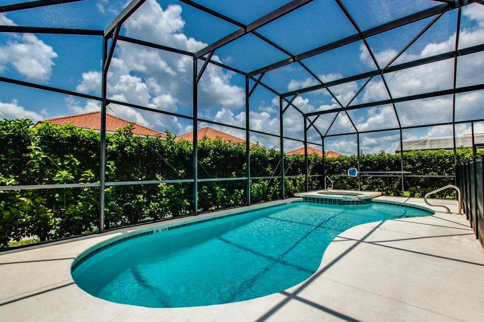 Sunset Terrace Villa - Davenport Vacation Rental - Photo 40