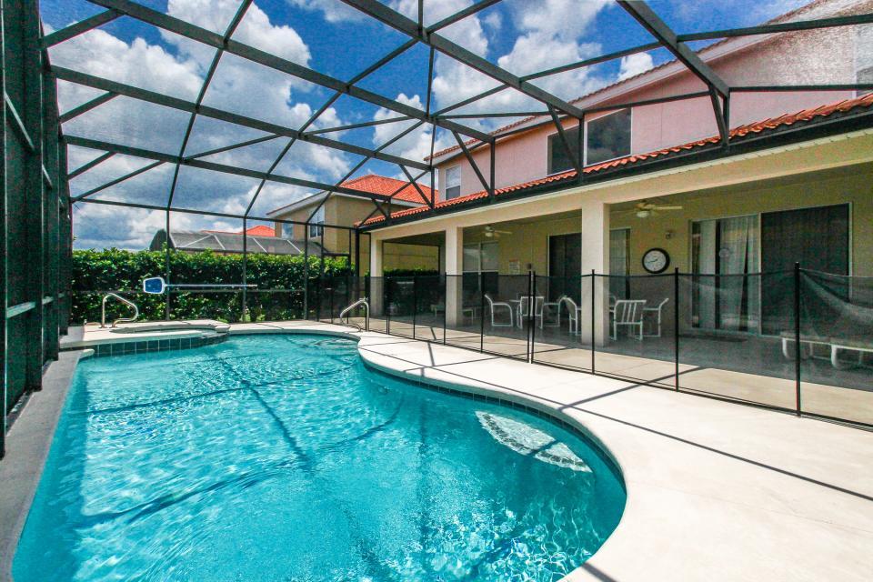 Sunset Terrace Villa - Davenport Vacation Rental - Photo 39