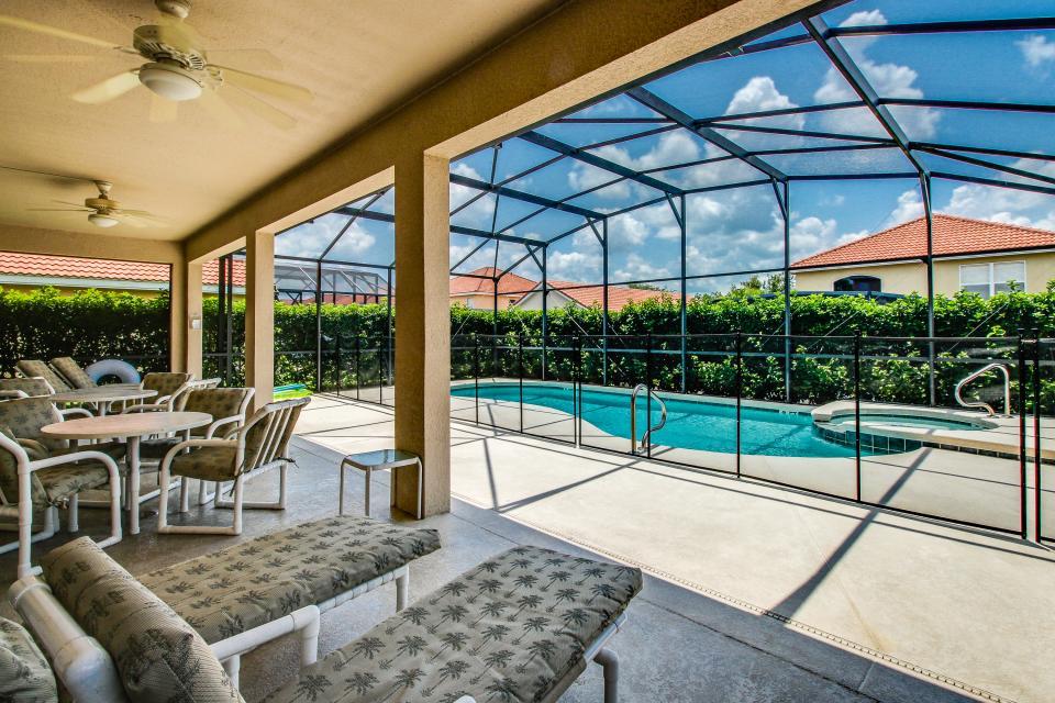 Sunset Terrace Villa - Davenport Vacation Rental - Photo 38