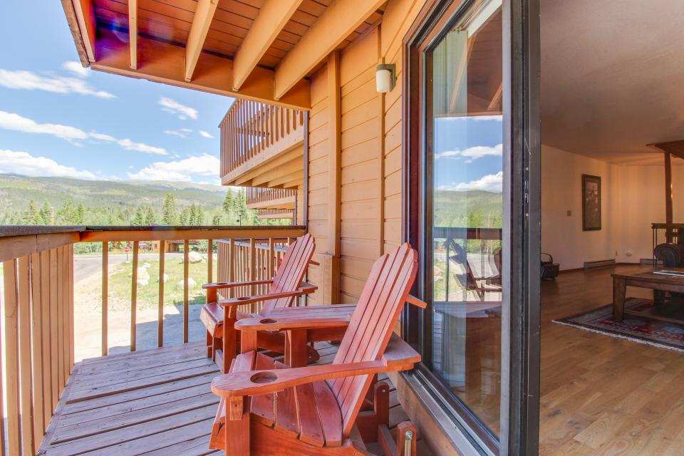 Valley view townhome 3 bd vacation rental in winter park for Cabin rentals in winter park co