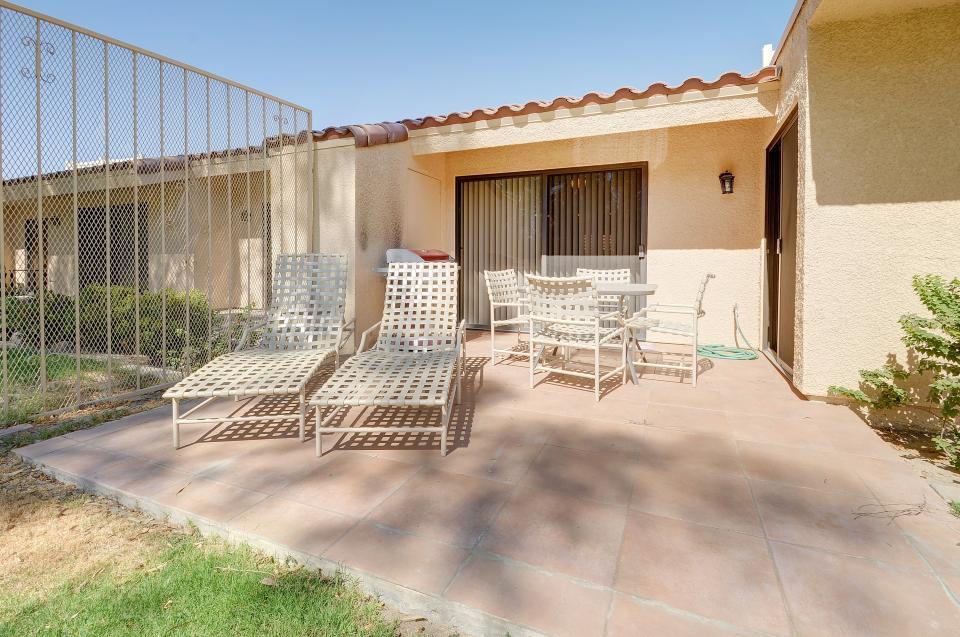 Desert Relaxation - Palm Desert Vacation Rental - Photo 20