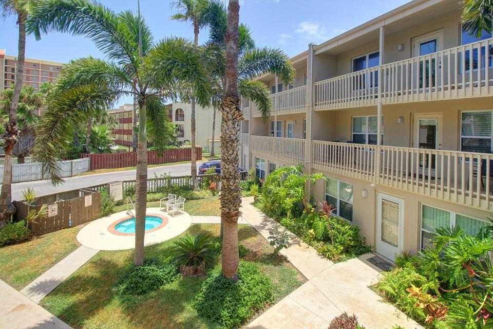 Surfside I Condominiums #203 - South Padre Island Vacation Rental