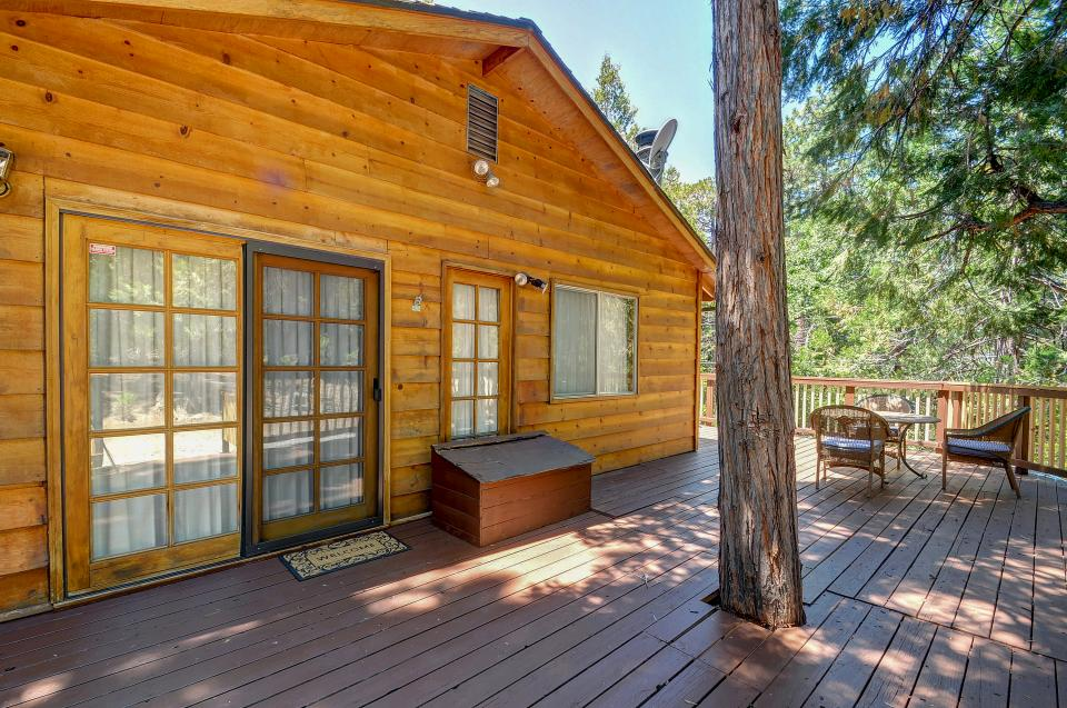 Rustic Pine Manor - Idyllwild Vacation Rental - Photo 26