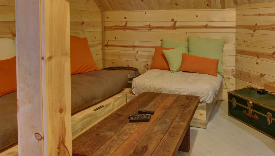 Flying Stag: Main Lodge - Government Camp Vacation Rental - Photo 19