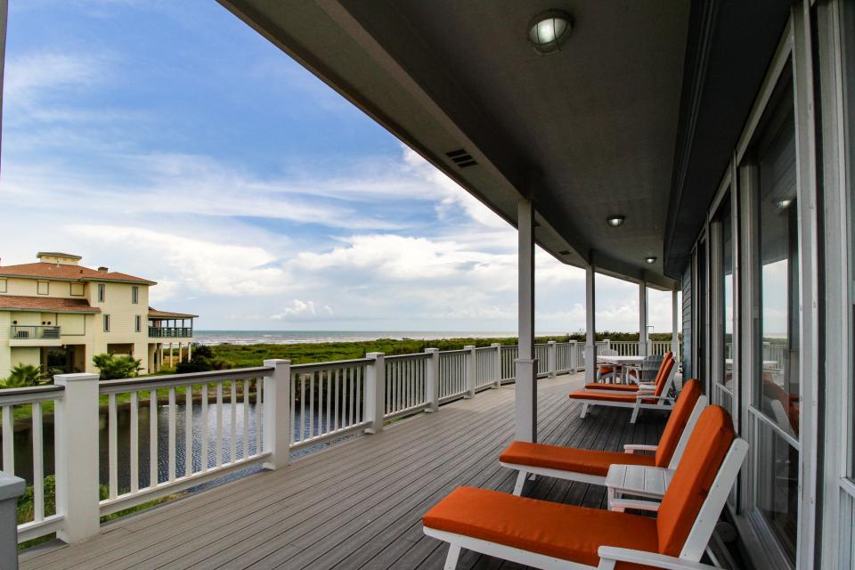 The Swashbuckler - Galveston Vacation Rental - Photo 14