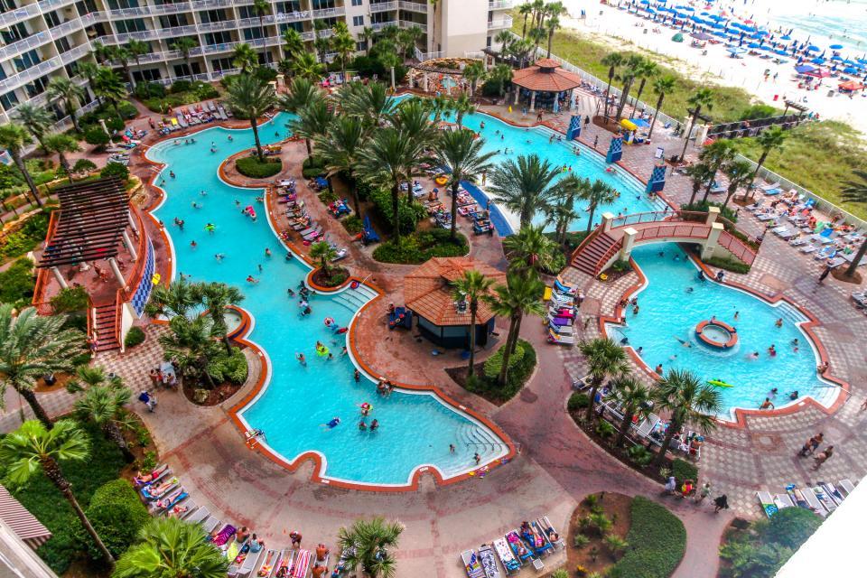 Shores Of Panama Resort Amp Spa 1010 1 Bd Vacation Rental