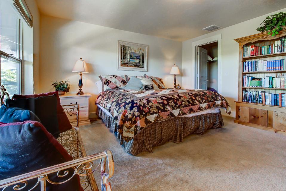Luxury Home in Bear Hollow - Park City Vacation Rental - Photo 19