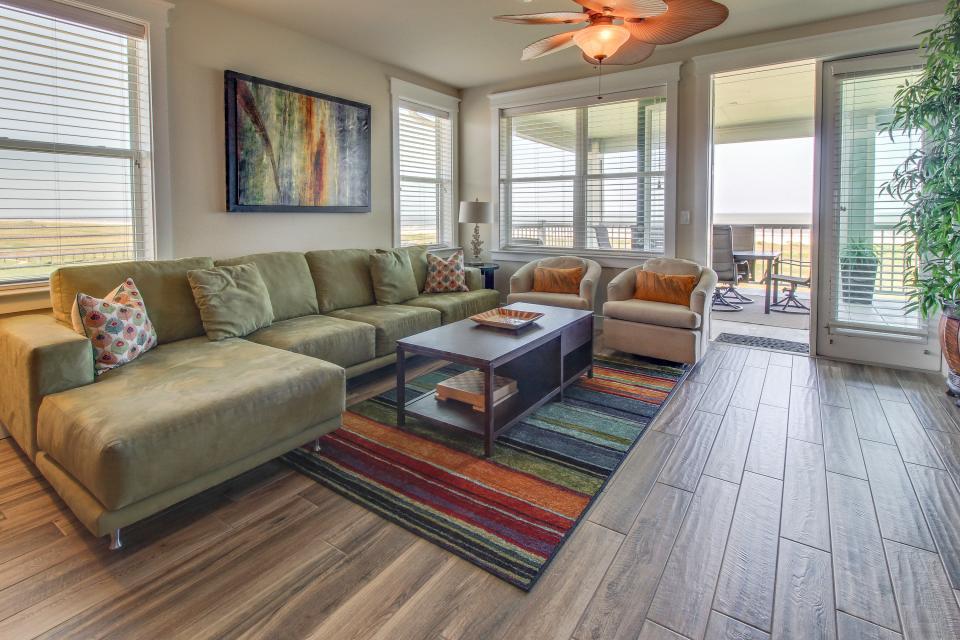 Ocean Retreat - Galveston Vacation Rental - Photo 3